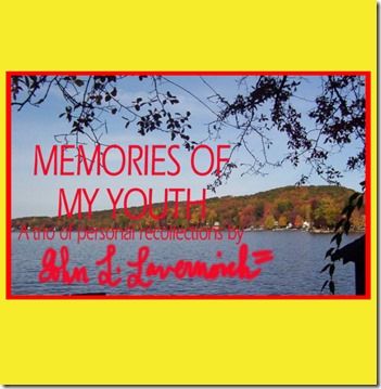 MEMORIES OF MY YOUTH-cover
